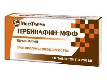 Тербинафин-МФФ, таблетки